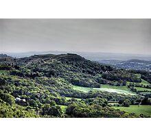 Herefordshire Beacon Photographic Print