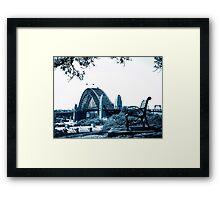 SHB Framed Print