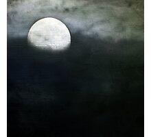 Beaver Moon Photographic Print