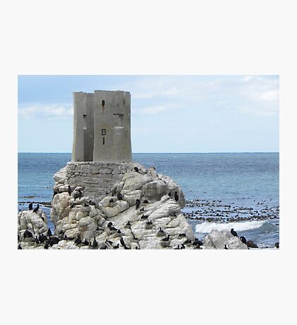 Old Light House at Betty's Bay Photographic Print
