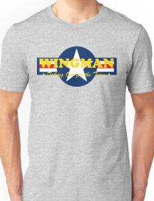 Wingman (USAF) Unisex T-Shirt
