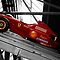 Ferrari F1 Racing Car by David Wheeldon