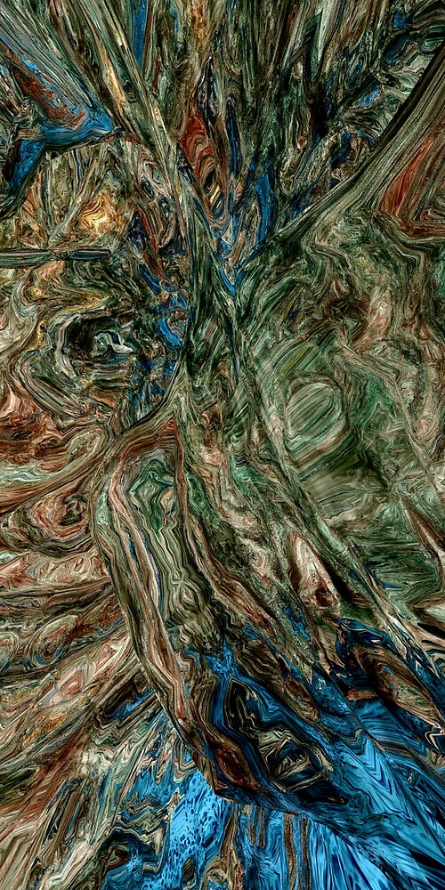 The Chaos Inside My Mind by Benedikt Amrhein