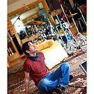 The Shine, recording session by jamesataylor