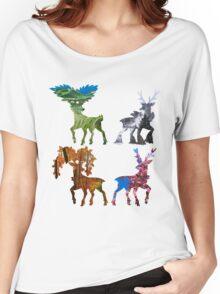 Seasonal sawsbuck Women's Relaxed Fit T-Shirt