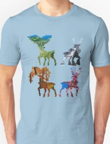 Seasonal sawsbuck T-Shirt