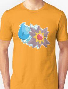 Cascade Badge Starmie Unisex T-Shirt