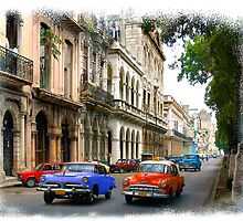 Autos de la Habana by guillermobello