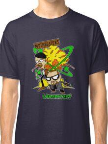 Mythbuster's Lab Classic T-Shirt