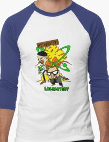 Mythbuster's Lab Men's Baseball ¾ T-Shirt