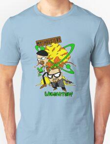 Mythbuster's Lab T-Shirt