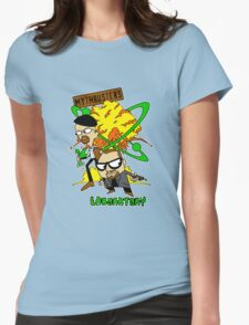 Mythbuster's Lab Womens Fitted T-Shirt