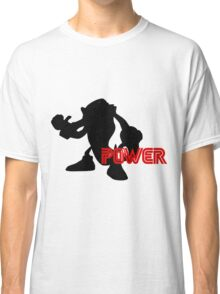 Power Type: Vector Classic T-Shirt