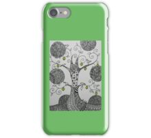 Green apples iPhone Case/Skin