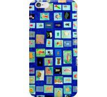 Fish Quilt iPhone Case/Skin