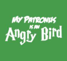 """""""My Patronus is an Angry Bird"""""""