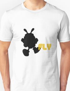 Fly Type: Charmy Unisex T-Shirt