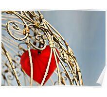 Heart prisoner Poster