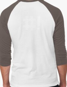 #! Men's Baseball ¾ T-Shirt