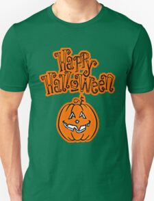 HAPPY HALLOWEEN PUMPKIN T-Shirt