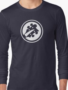 Bass Player Custom Color V2 Long Sleeve T-Shirt