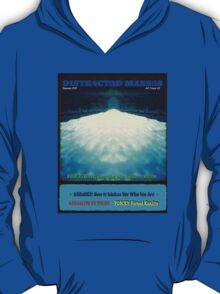 Distracted Masses Vol. 1 Issue #3 T-Shirt
