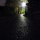 Dark street by Rasevic