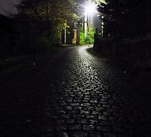 Dark street by Rasevic