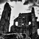 Corfe Castle 1 by thudjie