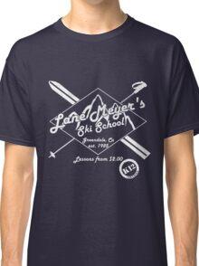 Lane Meyer Ski School Dark Classic T-Shirt