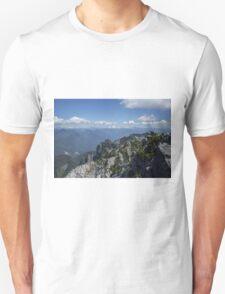 The Cascade Mountains Unisex T-Shirt