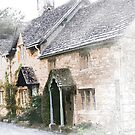 English Cottages - Gloucestershire by ©FoxfireGallery / FloorOne Photography
