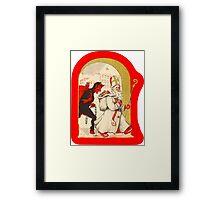 Krumpus 014 Framed Print