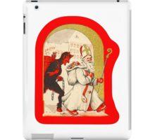 Krumpus 014 iPad Case/Skin
