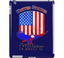 United States Navy iPad Case/Skin