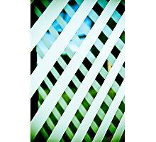 Stripes-2 Photographic Print