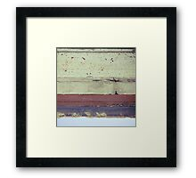 Layered-1 Framed Print