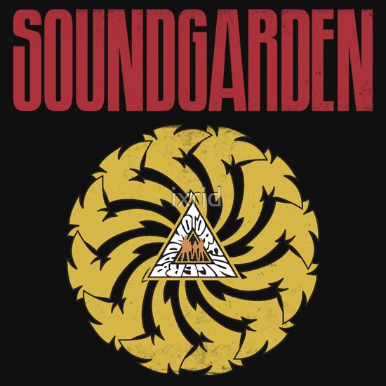 Soundgarden (Badmotorfinger) - the best t-shirt you have ...