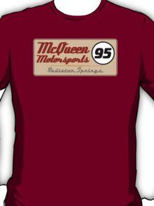 McQueen Motorsports Alternate Logo T-Shirt