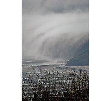 Mist Descending Photographic Print