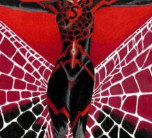 Silk - A Spider Woman Sticker