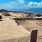 Monte Alban, Oaxaca, Mexico. by bulljup