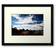 : Arizona Trip 2011 : Framed Print