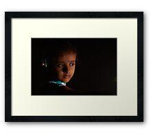 Diwali Brightness Framed Print