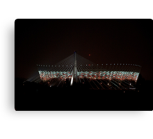 National Stadium, Warsaw Canvas Print