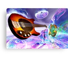 Heaven's Bass #1 Metal Print