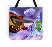 Heaven's Bass #1 Tote Bag