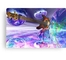 Heaven's Bass #2 Metal Print