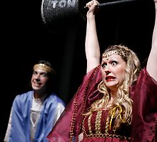 Once Upon a Mattress-3 by ScaredylionFoto