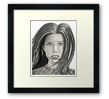 Woman 2015 Framed Print